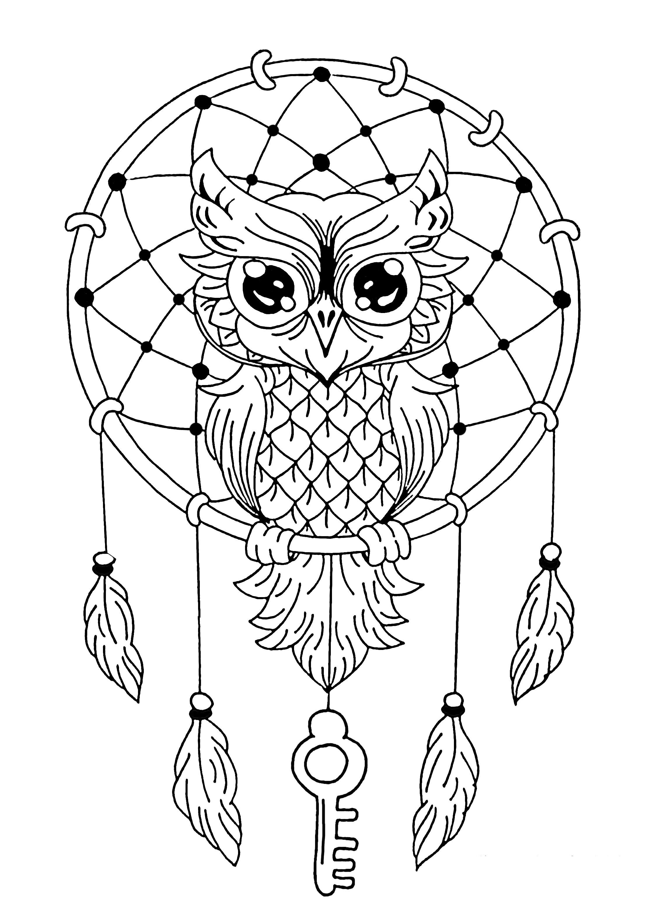 Impressionnant Dessin A Imprimer Mandala Cheval