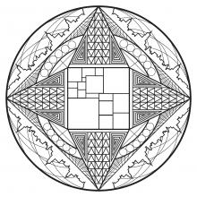 Mandalas Difficiles Pour Adultes 100 Mandalas Zen Anti Stress