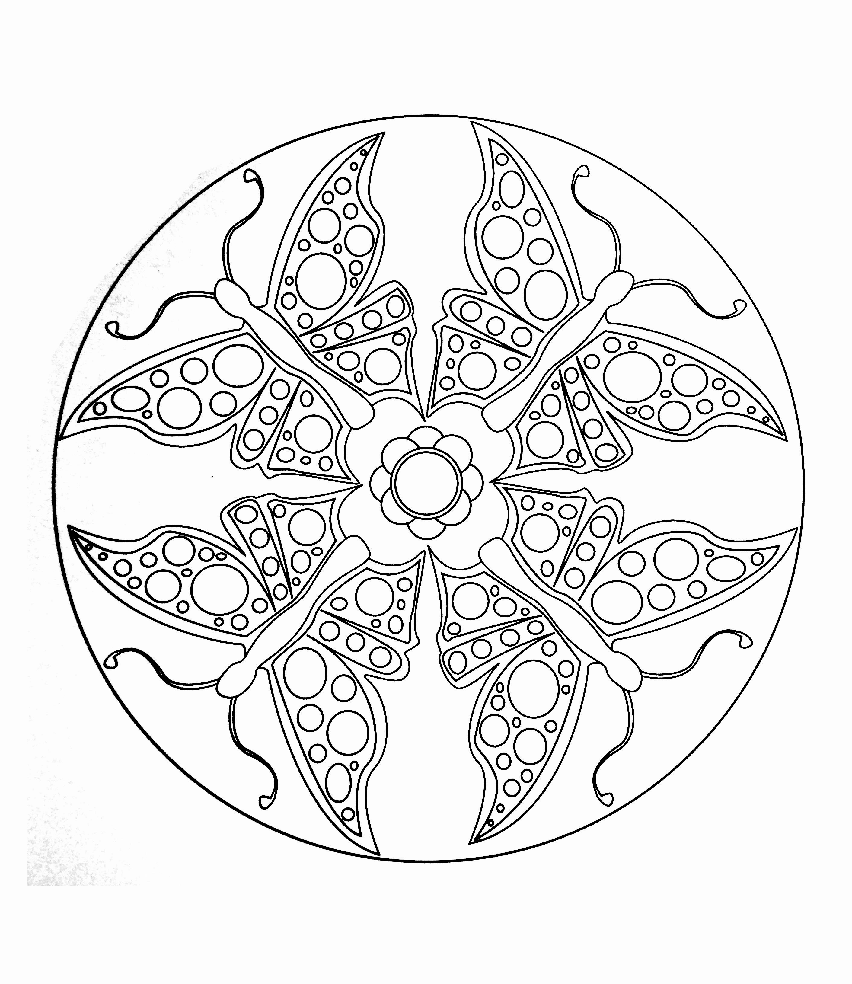 image=easy mandala a colorier facile enfant (4) 1