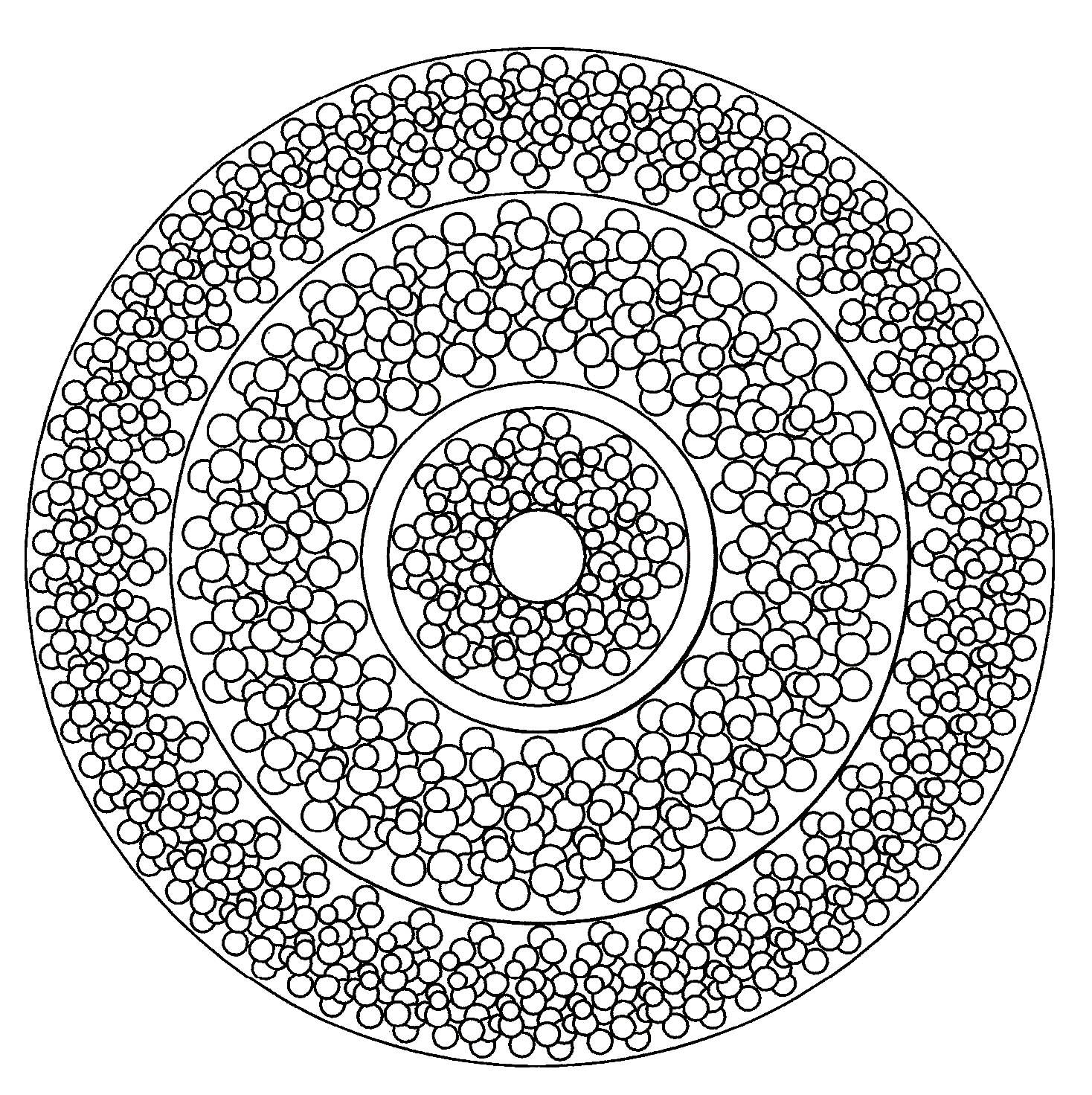 Mandala Facile Geometrique 3 Mandalas Avec Motifs Geometriques 100 Mandalas Zen Anti Stress