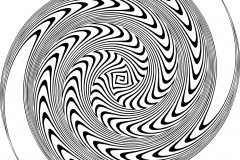 Mandala a colorier motifs geometriques (1)