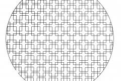 Mandala a colorier motifs geometriques (13)