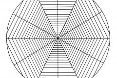 Mandala a colorier motifs geometriques (14)