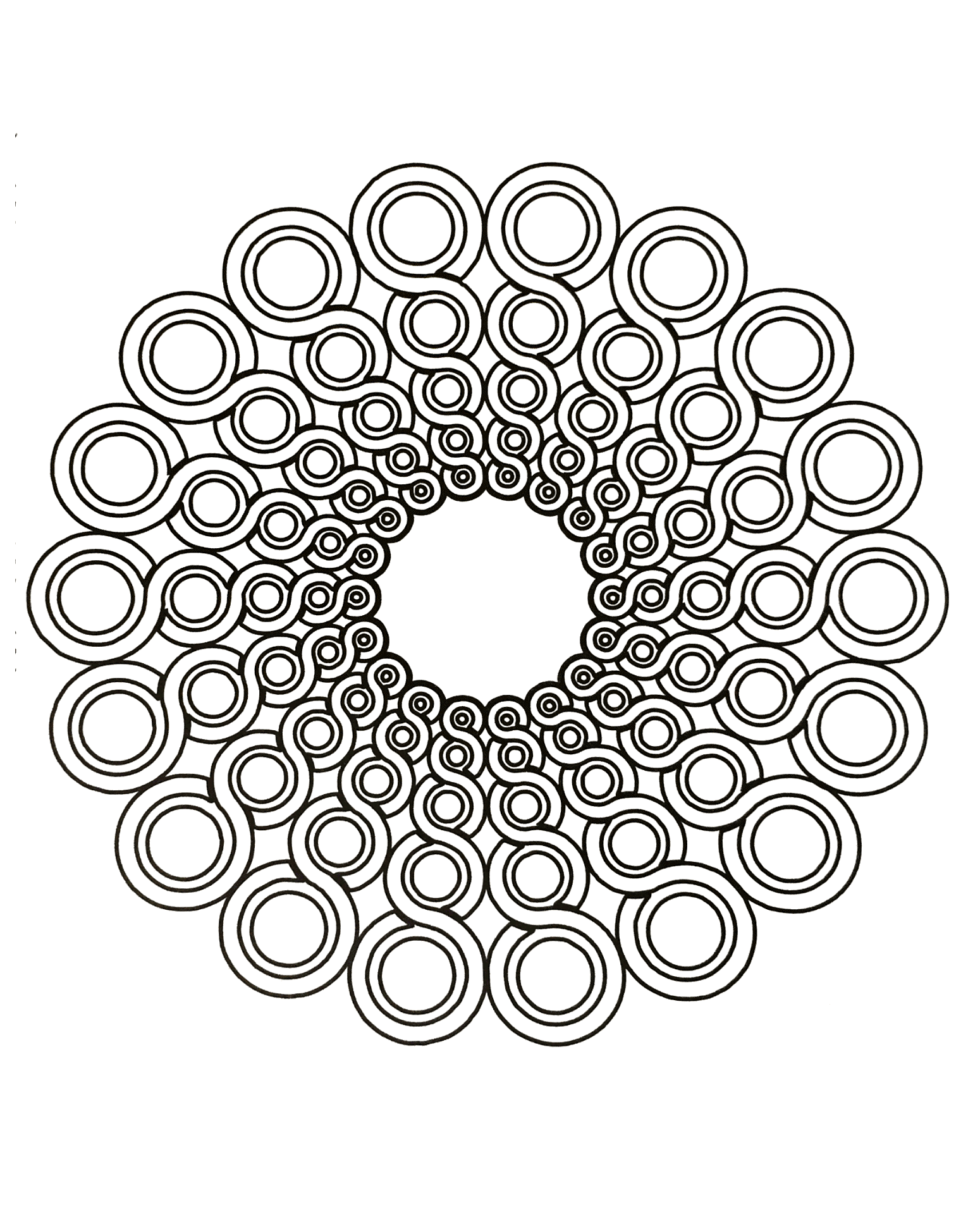 Mandala joaillerie mandalas zen anti stress 100 mandalas zen anti stress page 3 - Coloriage tractopelle a imprimer gratuit ...