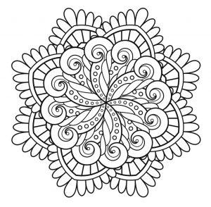 Mandala harmonieux