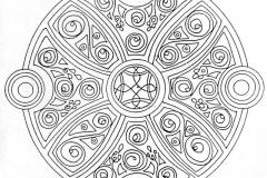 Mandala a colorier zen relax gratuit (29)