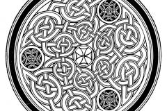 Mandala a colorier zen relax gratuit (3)