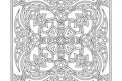 Mandala a colorier zen relax gratuit (31)