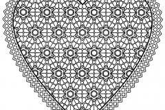 Mandala a colorier zen relax gratuit (5)
